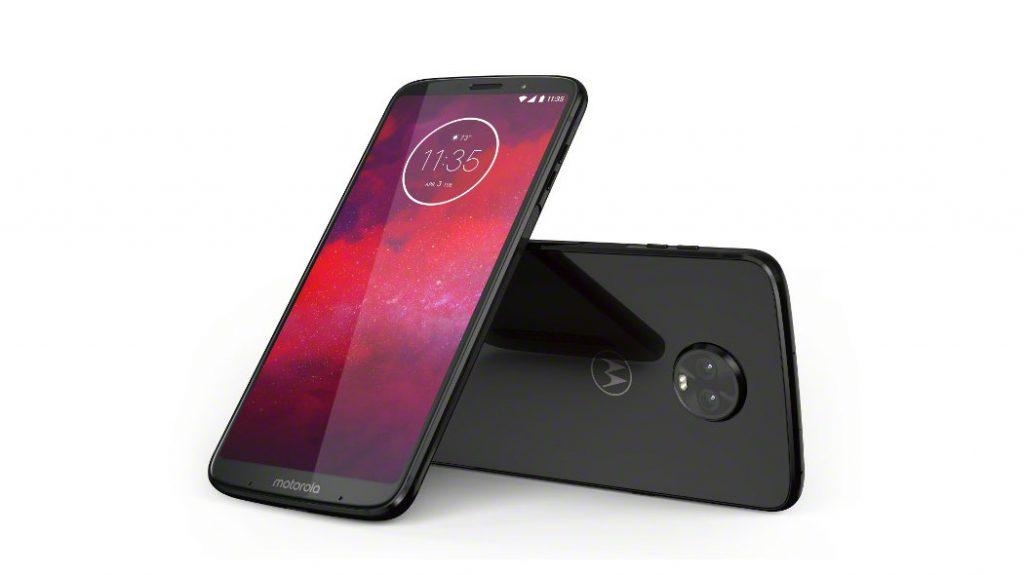 Motorola Moto Z3 - especificaciones