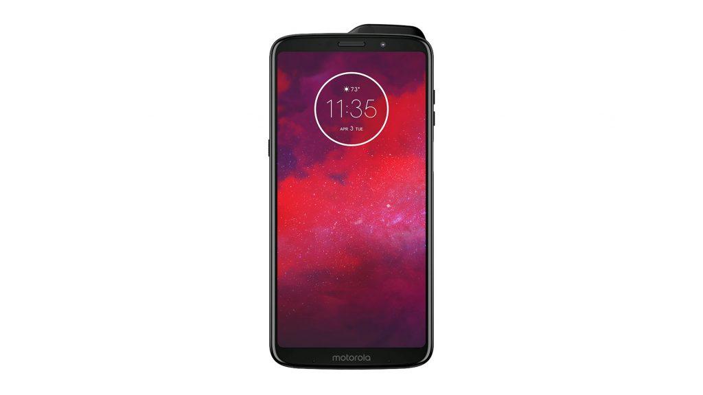 Motorola Moto Z3 - pantalla