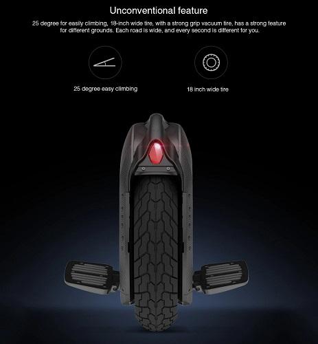 Ninebot Z10 diseño