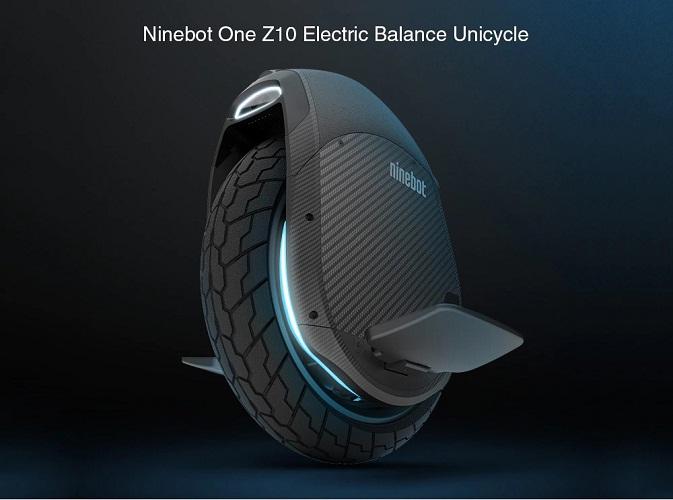 Ninebot Z10 introducción
