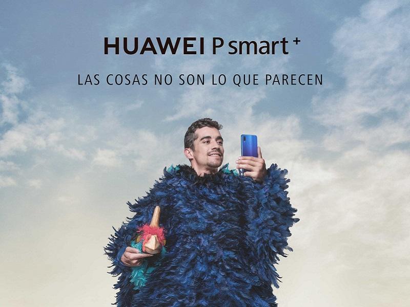 Huawei P-Smart+