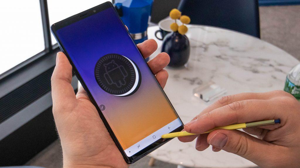 Samsung Galaxy Note 9 - La mejor pantalla jamás vista en un Smartphone