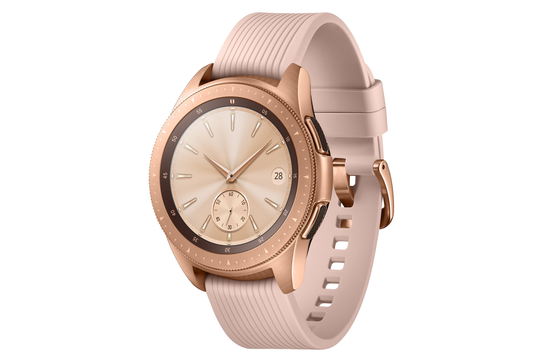 Samsung Galaxy Watch Rosa Dorado