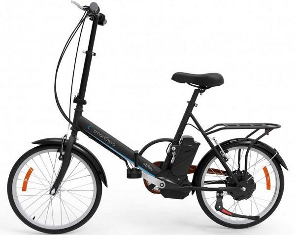 SmartGyro E-bike Milos