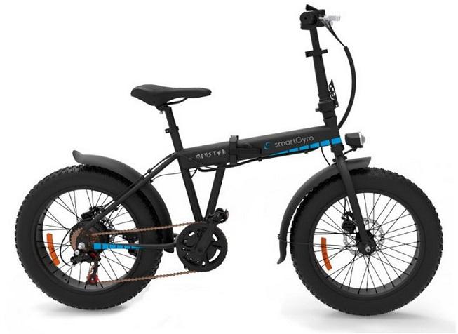 SmartGyro E-bike Monster