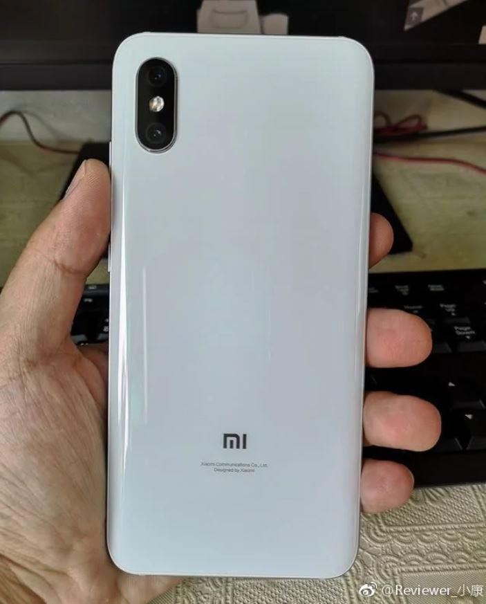 Xiaomi Mi 8X blanco