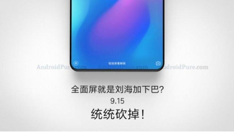 Xiaomi Mi MIX 3 - Fecha de lanzamiento