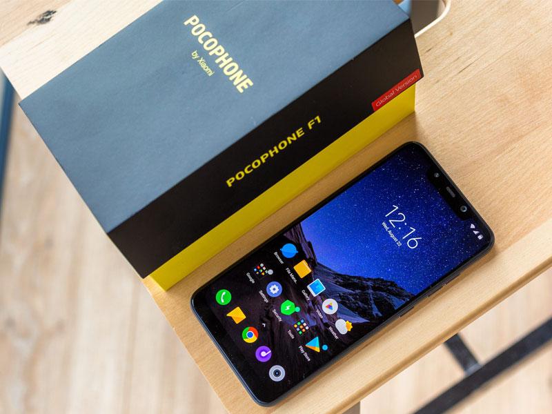 Xiaomi lanza el Poco F1 en la India, el móvil con Snapdragon 845 máseconómicohasta la fecha