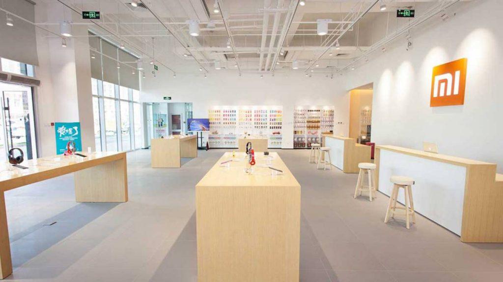 2 tiendas Xiaomi en España