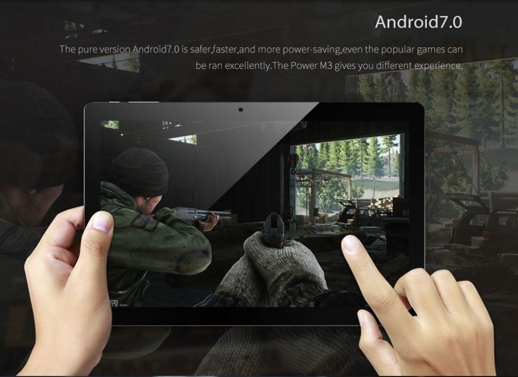 ALLDOCUBE Power M3, Android
