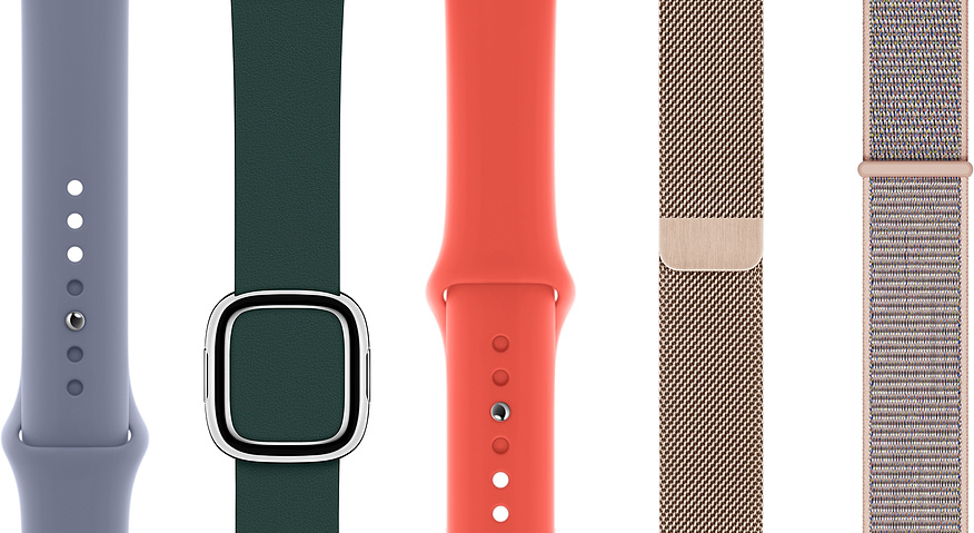 Apple Watch Series 4 - Bandas