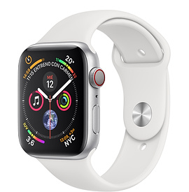 Apple Watch Series 4 blanco