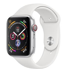 Apple Watch Series 4 blanco