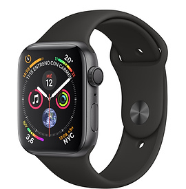 Apple Watch Series 4 negro