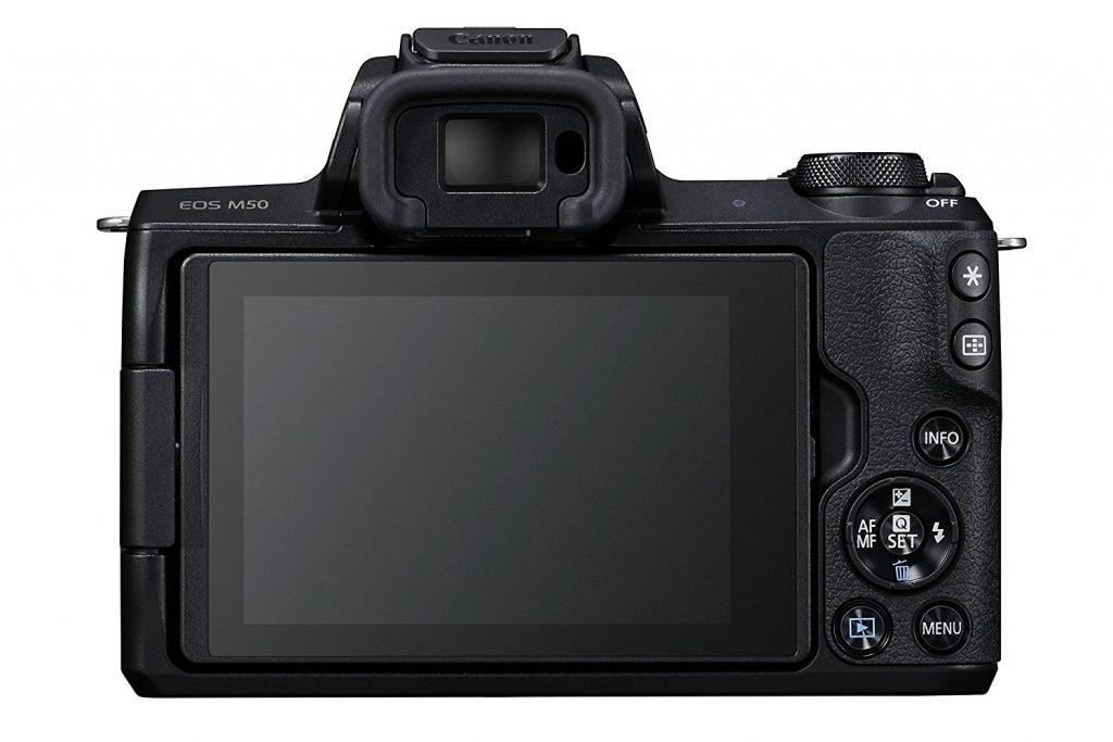 Canon M50, 4K