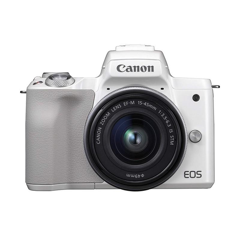 Canon M50, RAW