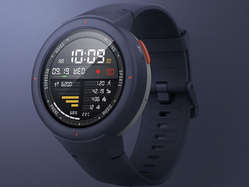 Huami Amazfit Verge, el nuevo Smartwatch de la marca socia de Xiaomi