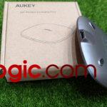 cargador inalámbrico de Aukey