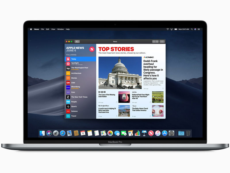 MacOS Mojave ya está disponible para su descarga