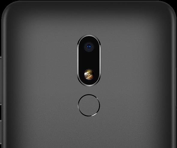 Meizu V8 - cámara