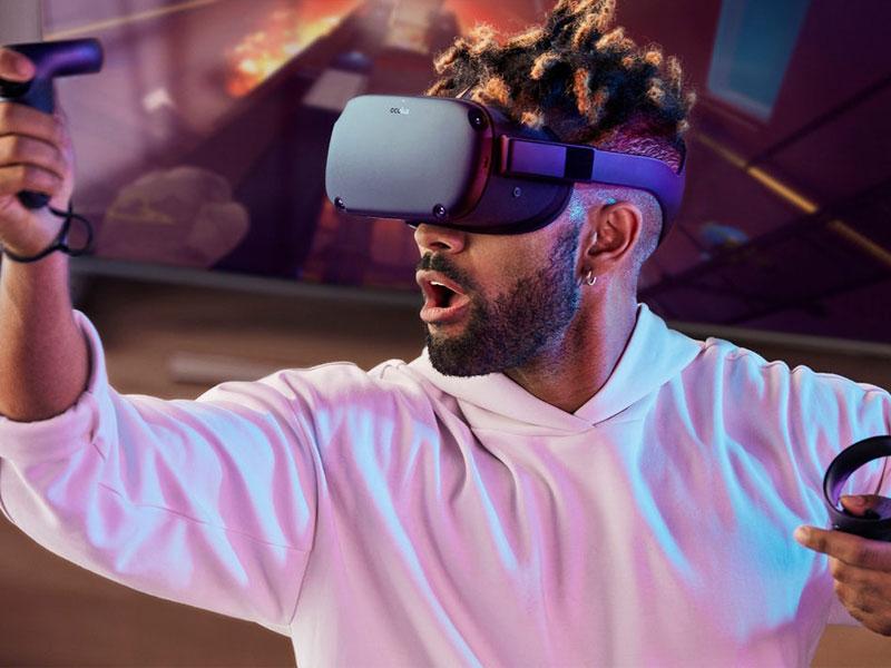 Oculus Quest, Facebook presenta sus nuevas gafas de realidad virtual por 399