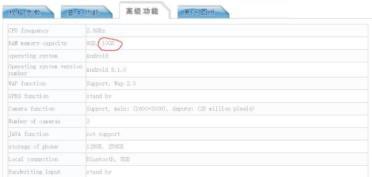 Oppo Find X con 10GB de RAM avistado en TENAA 2