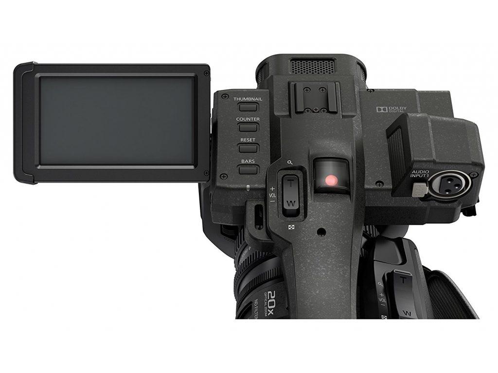 Panasonic HC-X1000, conectividad