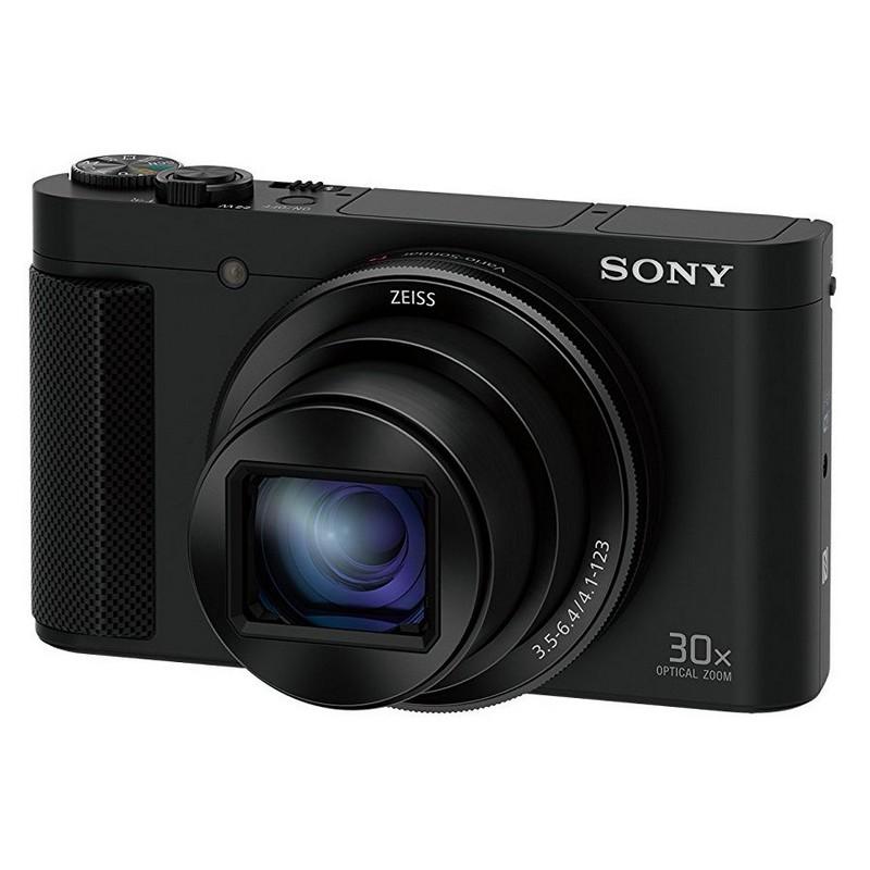 Sony DSC-HX90, lente