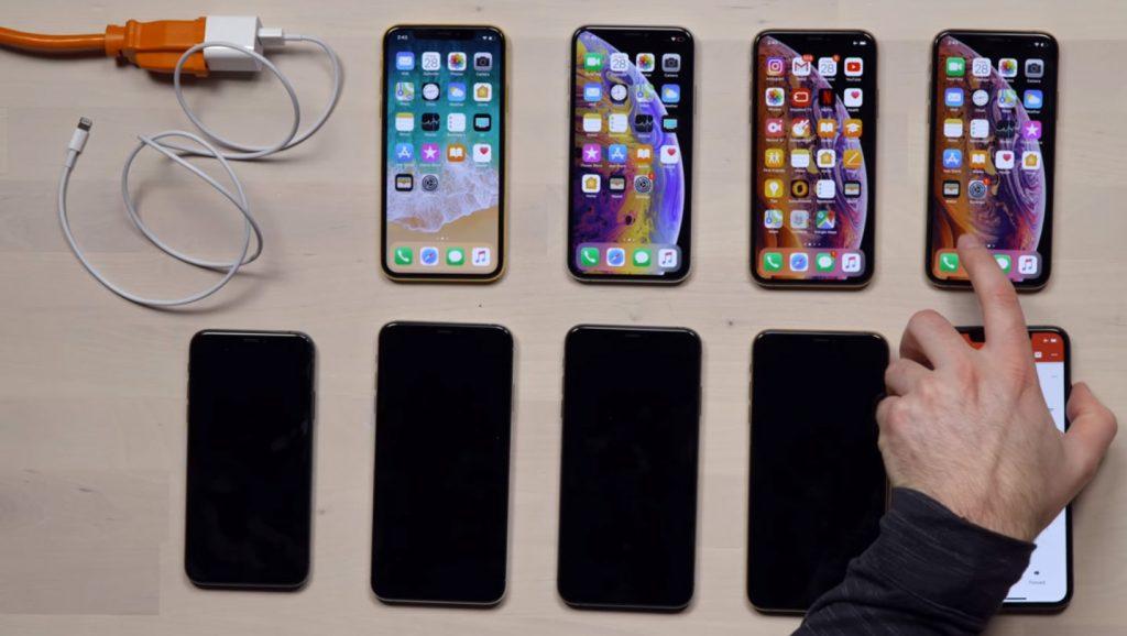 iPhone XS y XS Max - Problema de carga