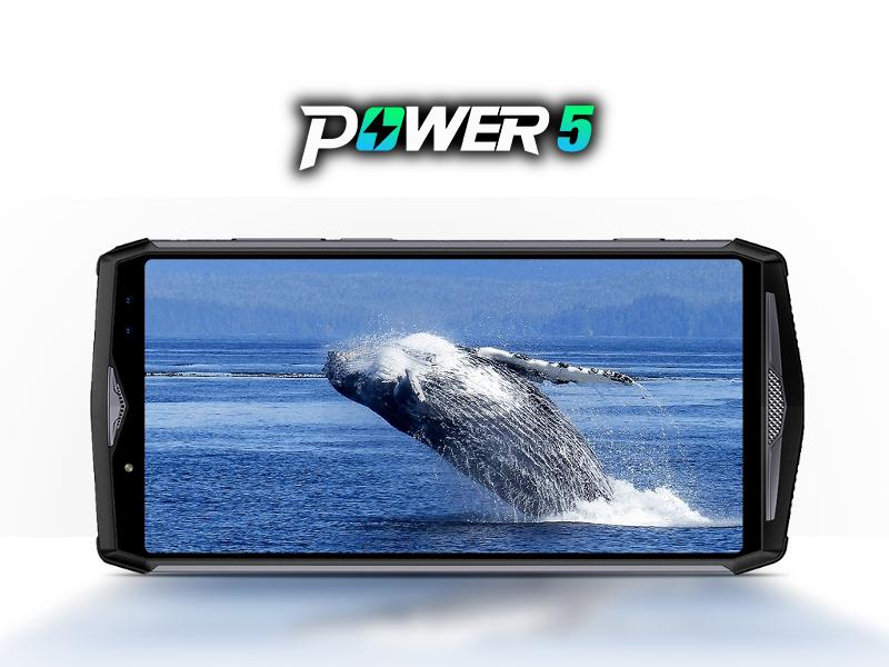 ulefone power 5