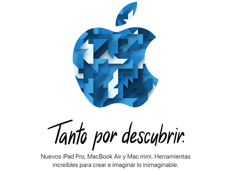 Apple presenta a las nuevas MacBook Air, Mac Mini y iPad Pro en su último Keynote del 2018