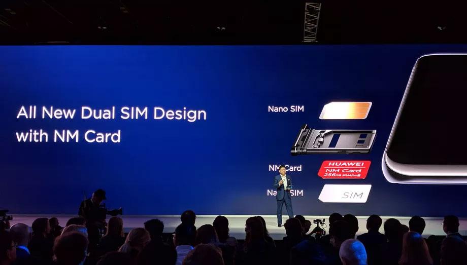 Así son las Tarjetas NM Card de Huawei