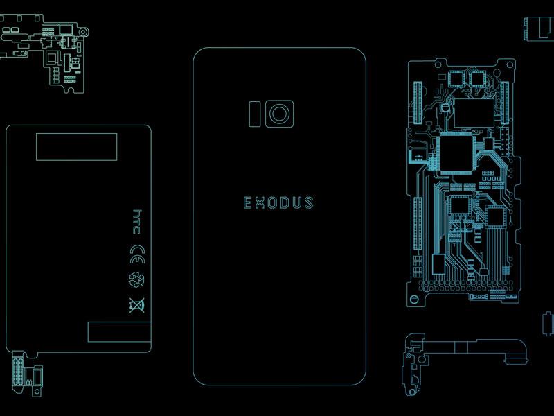 El HTC Exodus será presentado este 22 de octubre – un Smartphone basado en la tecnología Blockchain