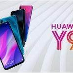 El Huawei Y9 2019 es anunciado con cámara cuádruple y chip Kirin 710