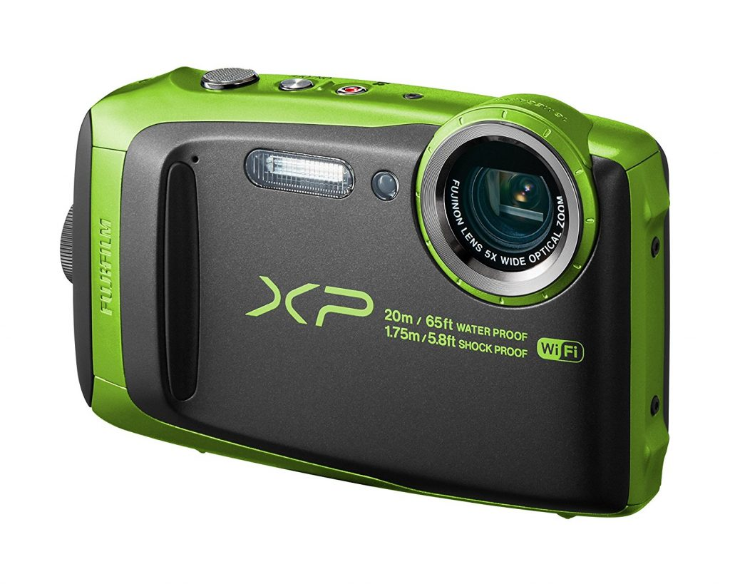 Fujifilm XP120, sensor