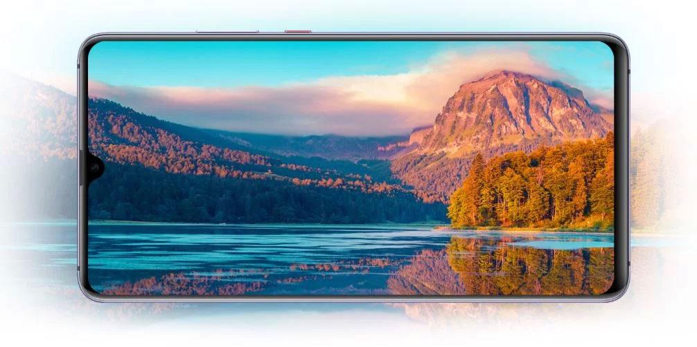 Huawei Mate 20 X - pantalla