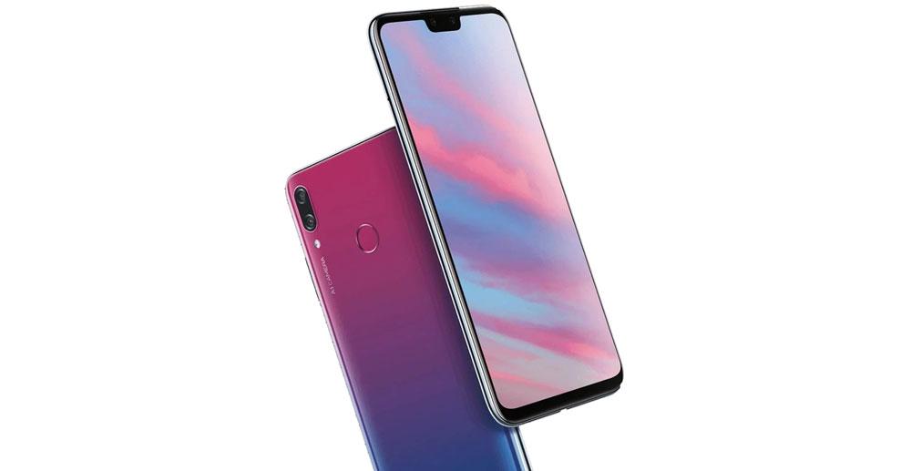 Huawei Y9 2019 pantalla