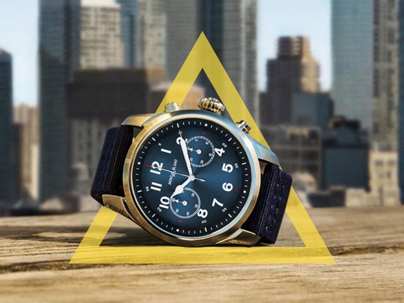Montblanc Summit 2, el primer smartwatch con Snapdragon Wear 3100