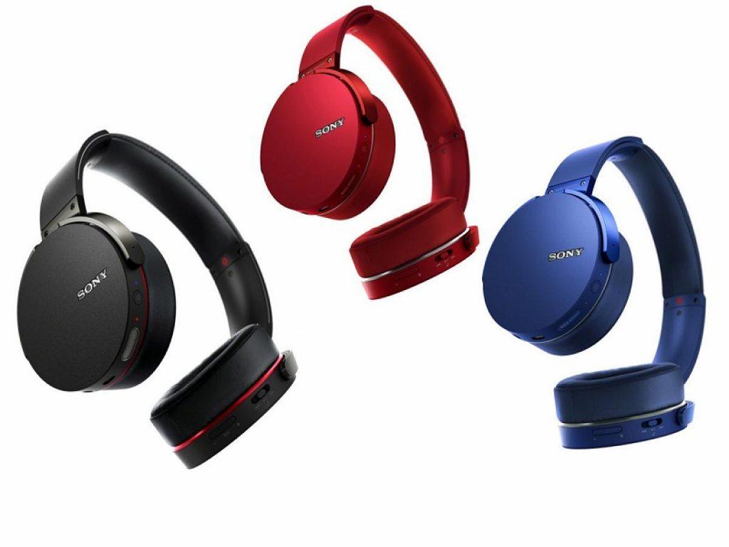 Sony MDR XB950B1, unos auriculares EXTRA BASS con Bluetooth