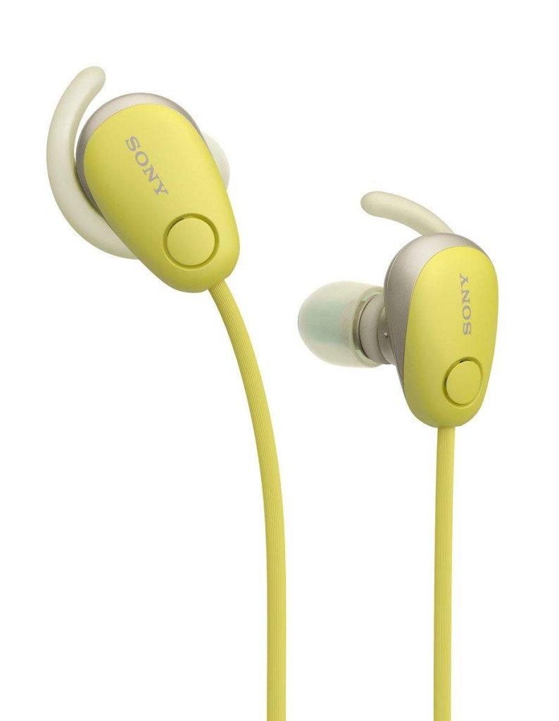 Sony WI-SP600N, cancelación de ruido