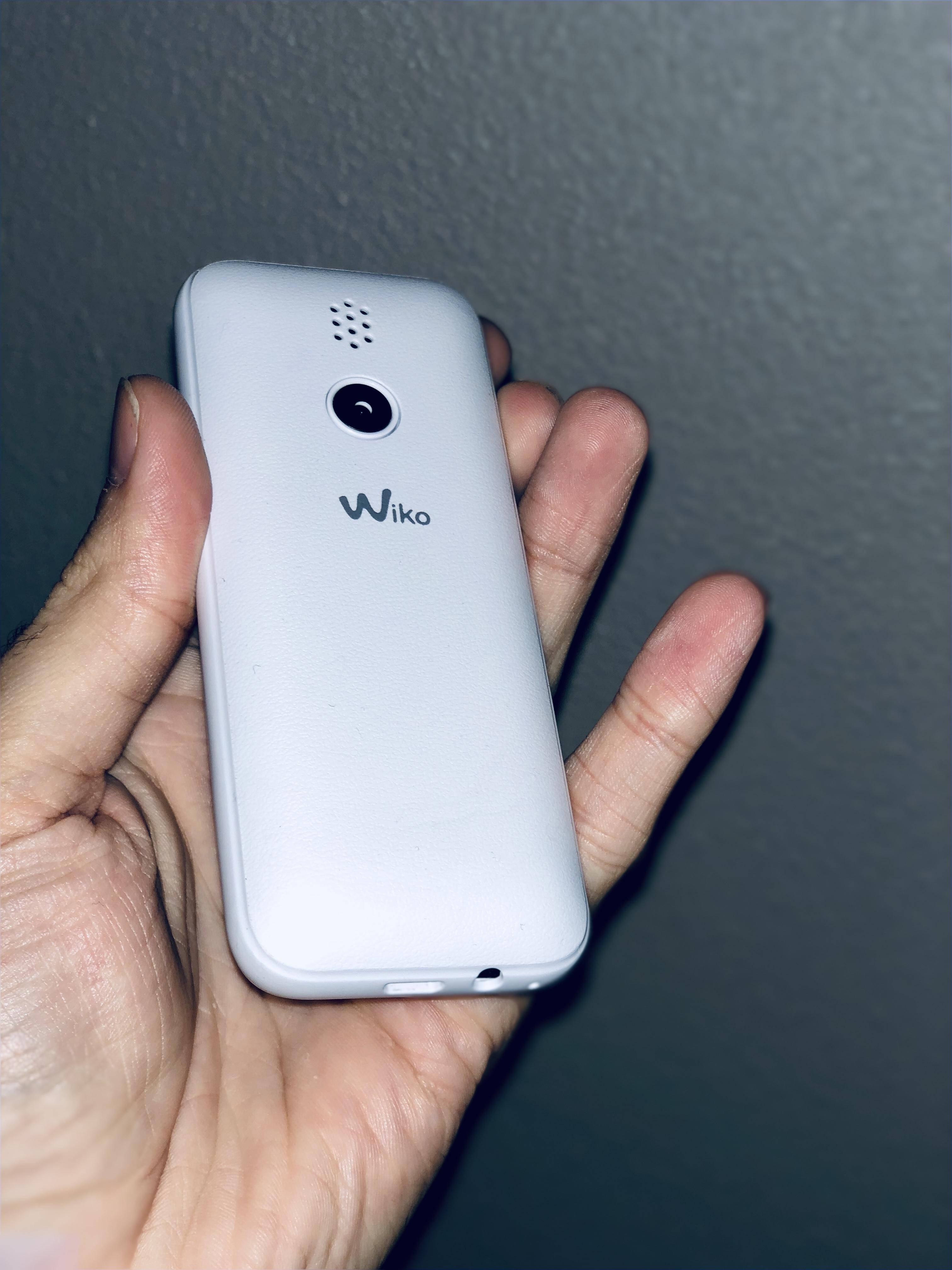 Wiko lubi5, cámara