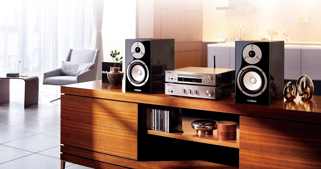 yamaha mcr n670 y mcr n670d un completo sistema de audio hifi. Black Bedroom Furniture Sets. Home Design Ideas
