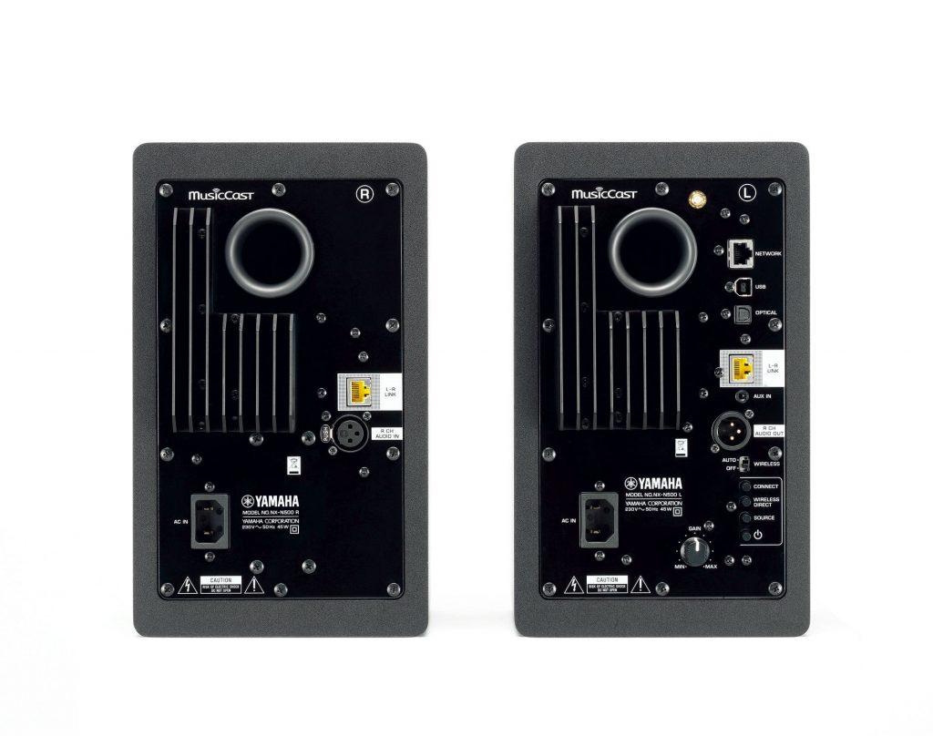 Yamaha NX-N500, conexiones