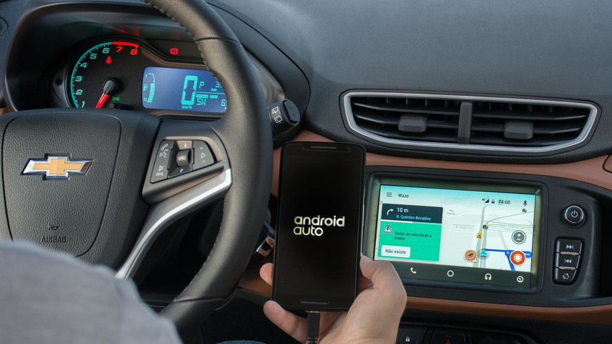 android auto smartphone