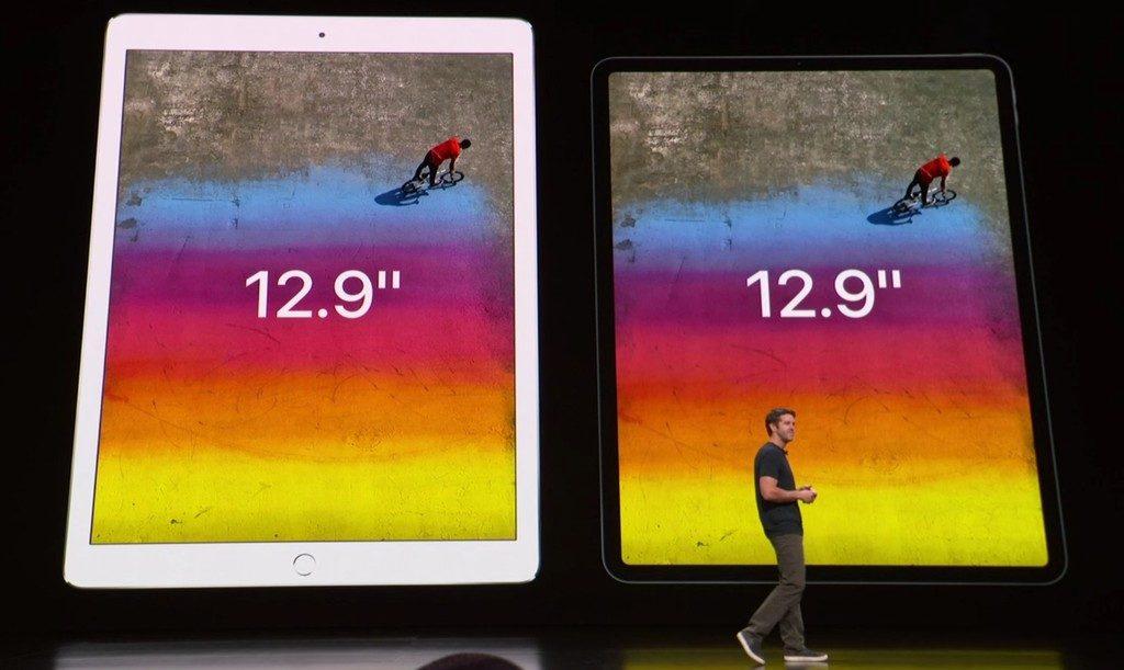 iPad Pro 2018 - pantalla