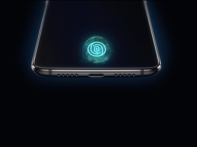 oneplus 6t laiunch