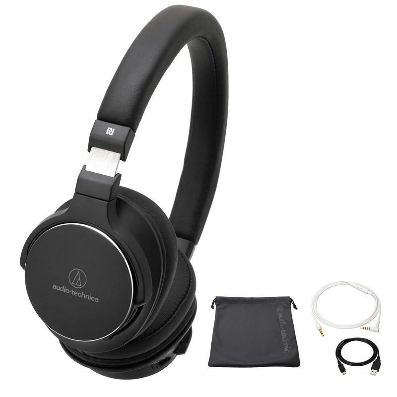 Audio-Technica ATH-SR5BT, cables