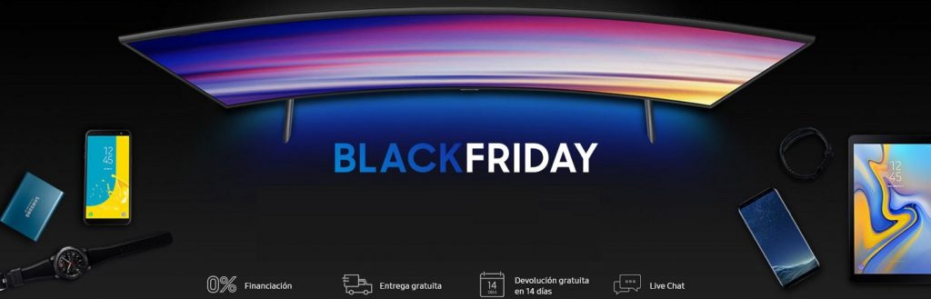 Black Friday en Samsung