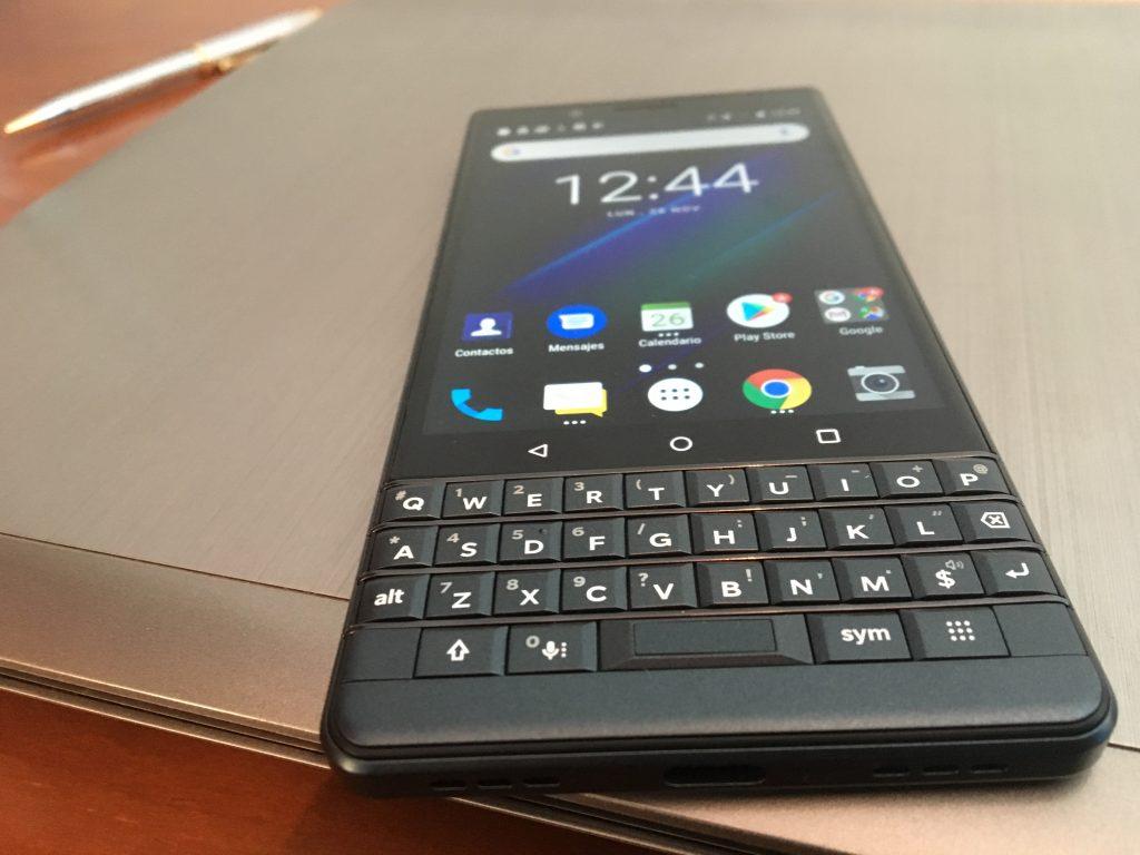 BlackBerryKey2Teclado