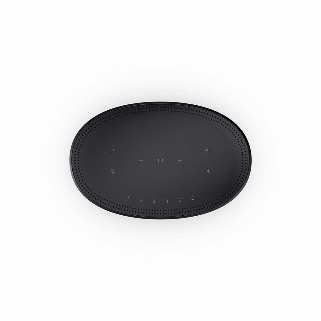 Bose Home 500, ajustes predefinidos